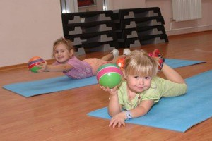 Самый Детский фитнесс